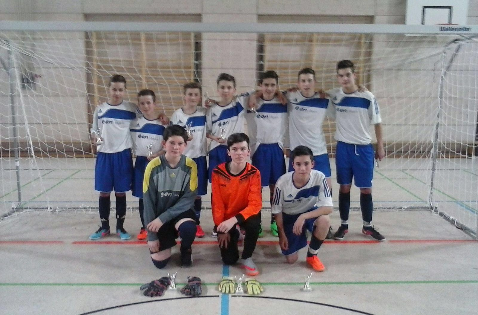 C1-Jugend Turniersieg