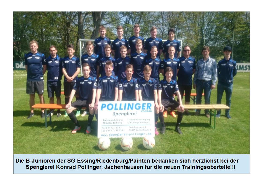 Spende Konrad Pollinger 05-2016